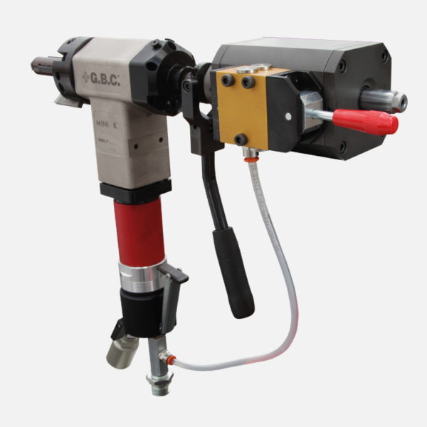 Mini K Lever Pipe Bevelling Machine
