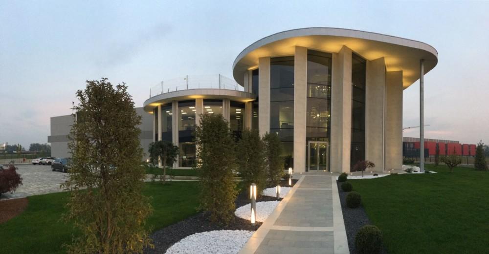 GBC Industrial Tools Spa Headquarters, Brescia Italy